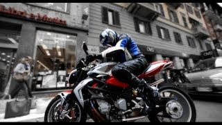 4. MV Agusta Brutale 1090RR Review Part1