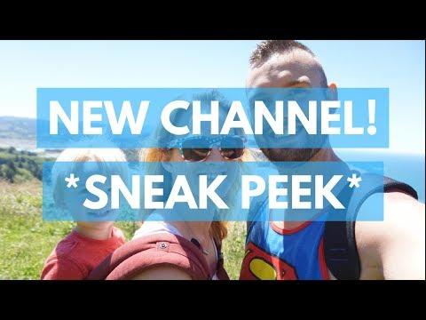 The Leslie Fam Lifestyle & Travel Vlog - New Channel Sneak Peek!