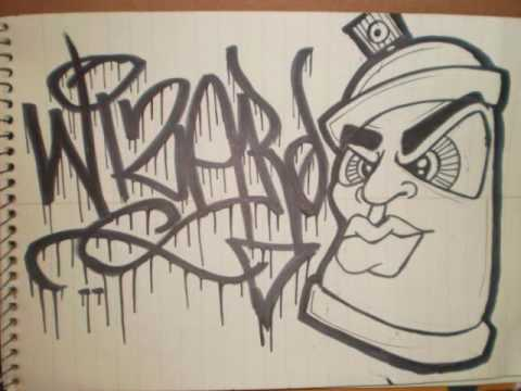 COOL GRAFFITI CHARACTER by wizard - Youtube Downloader mp3