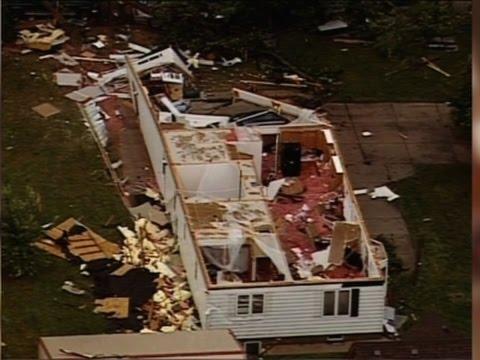 Raw: Tornadoes Hit Central Minnesota