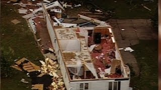 Raw: Tornadoes Hit Central Minnesota