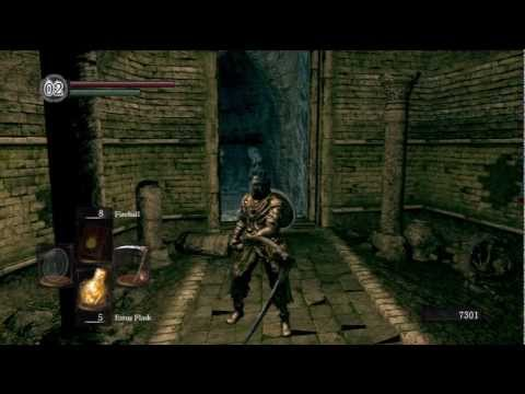 Dark Souls: Overpowered In Ten Minutes
