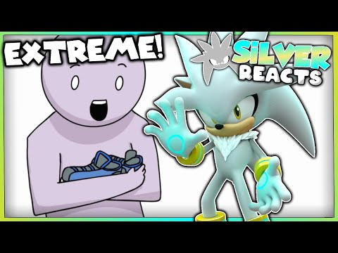 Silver Reacts To 'New Shoes' By Domics!