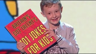 Video SAVAGE Little Comedian Ned Is Back! Watch He Burns Them All | Semi Final 3 | Britain's Got Talent 20 MP3, 3GP, MP4, WEBM, AVI, FLV Mei 2018