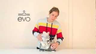 Atomic Hawx 90 Ski Boots - Women's 2013