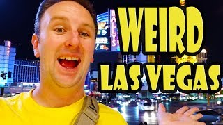 Video Las Vegas Travel: 10 WEIRD Things to do in Las Vegas MP3, 3GP, MP4, WEBM, AVI, FLV Agustus 2018