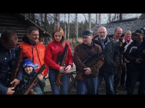Kormilo steading Karelia EDgun owners meeting (видео)