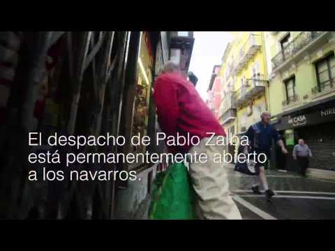 Pablo Zalba: Despierta Pamplona