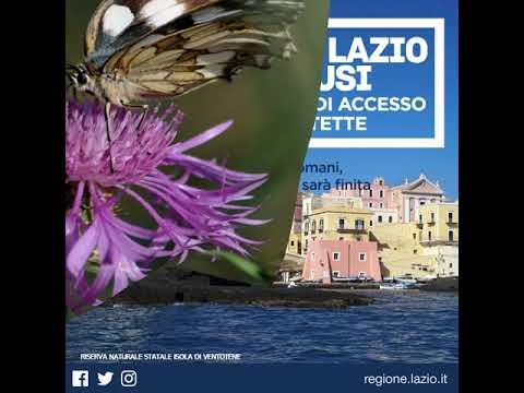 #iParchiaCasaTua - I parchi del Lazio sono chiusi