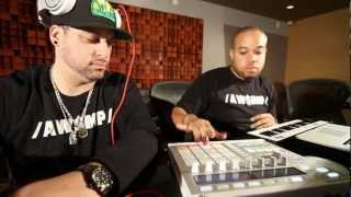 "Tha Bizness: Making Kendrick Lamar's ""Sherane"" with MASCHINE"