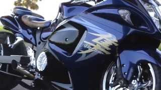3. 2008 Suzuki Hayabusa