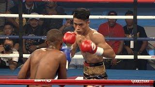 Reymart Gaballo vs. Julias Kisarawe | ESPN5 Boxing