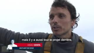 IMOCA - Vendée Globe 2016 - PAD #115 - Jeudi 23 février 2017