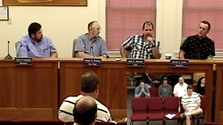 Boothbay Selectmen Meeting July 13th, 2016