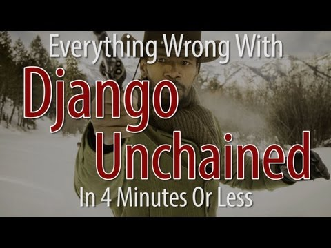 django - You asked for it, so we watched it many times. Now we're desensitized to violence and the n-word. Here are all the sins we found in Tarantino's latest, Djang...