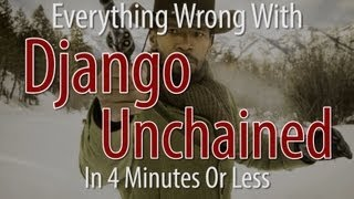 Video Everything Wrong With Django Unchained In 4 Minutes Or Less MP3, 3GP, MP4, WEBM, AVI, FLV Agustus 2018