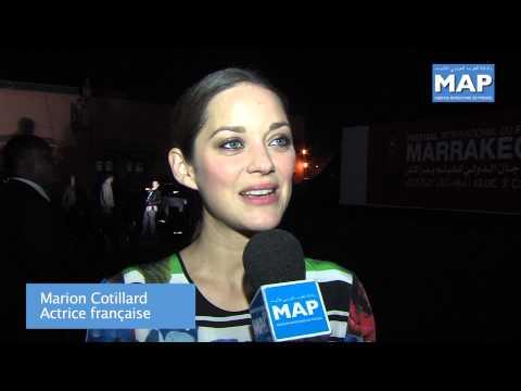 """Projection du film """"Public Enemies"""" en présence de Marion Cotillard"""