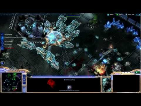 sc2 how to play protoss