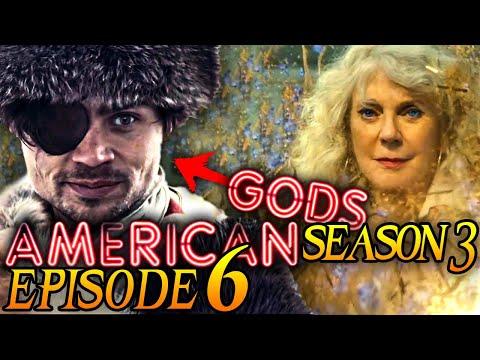 "American Gods Season 3 Episode 6 Breakdown + Easter Eggs Explained! ""Conscience Of The King"""