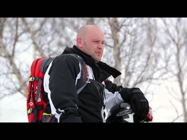 Горная школа SkiDooKing, Роман Ситников (