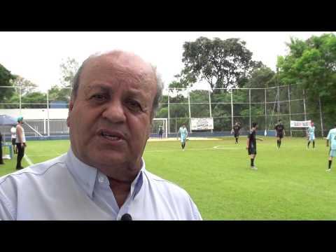 Presidente Jorge Moraes fala sobre o Torneio de Su��o dos Moveleiros