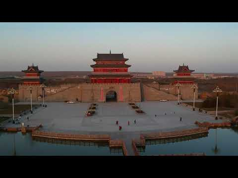Yanchi, The Great Wall - Ningxia - China