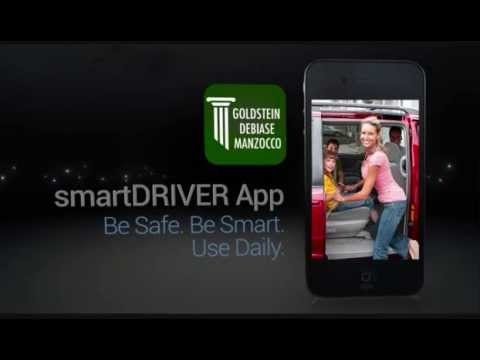 Video of smart DRIVER App