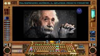Audio. El Explicador. Proyecto Manhattan, primera parte
