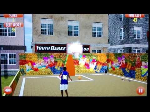 Video of 3D Super Basketball