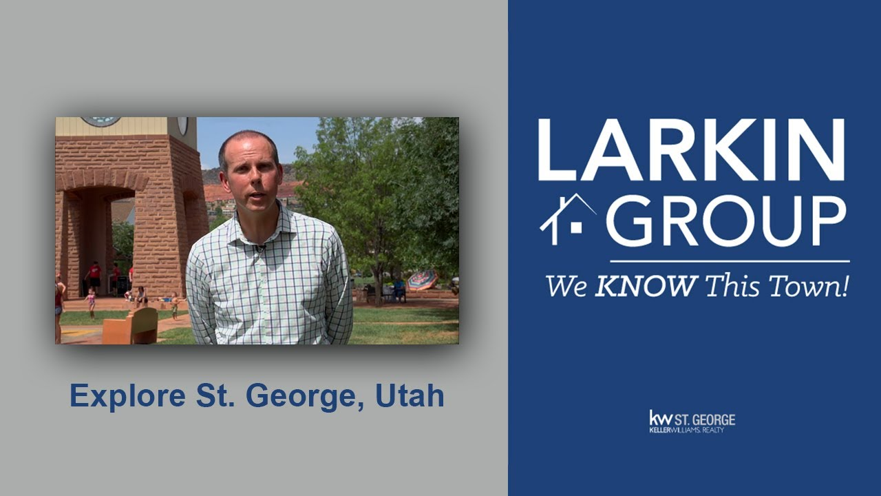 Jeremys 4-Minute Tour of St. George, Utah!