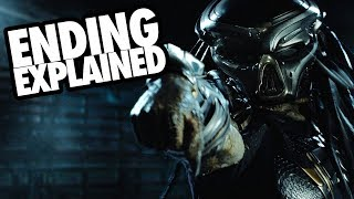 Video THE PREDATOR (2018) Ending + Series Connections Explained MP3, 3GP, MP4, WEBM, AVI, FLV Oktober 2018