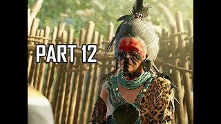 Shadow of the Tomb Raider Walkthrough Part 12 - Best Vendor (Let's Play Gameplay Commentary)