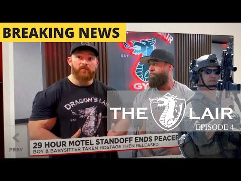 Surrounded By S.W.A.T. - The Lair Episode 4