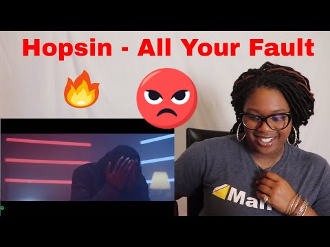 😱🔥 Mom reacts to Hopsin - All Your Fault | Reaction