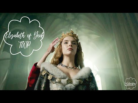 Elizabeth of York - The White Princess