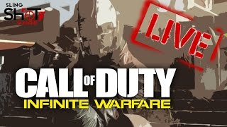 Call of Duty Infinite Warfare  Race to 1000 subscribers  PS4 GameplayCAN WE GET TO 20 LIKES???RACE TO 1000 SUBS!!!Just a local South African live streaming some awesome gamesLeave a tip: http://bit.ly/2juU2KkSee my wish list & donate: http://bit.ly/2pJ5oZBPayPal.Me: http://bit.ly/2nV7QQ8Remember to LIKE and please remember to SUBSCRIBE!Twitter: https://twitter.com/SlingshotGamerFacebook: https://twitter.com/SlingshotGamerUPLOADS: Every Wednesday#PROUDLYZA #YOUTUBEZAwww.slingshotgamer.com#YoutubeZA #PS4Share #YoutubeGaming #Livestream #CODZASlingshot GamerSlingshotSACape Town , South Africa