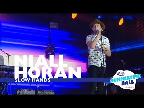 Niall Horan - 'Slow Hands'  (Live At Capital's Summertime Ball 2017) (видео)