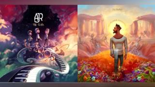 AJR + Jon Bellion - Weak/Morning In America (Mixed Mashup)