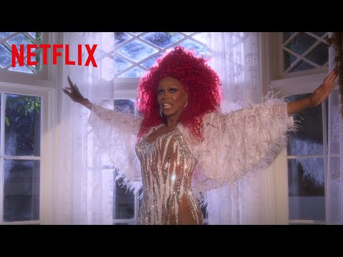 AJ and the Queen I RuPaul's Most Fabulous Performances as Ruby Red I Netflix