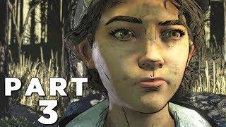 THE WALKING DEAD THE FINAL SEASON Walkthrough Gameplay Part 3 - FISHING (Season 4 Episode 1)