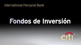 Explicación de Fondos de Inversión