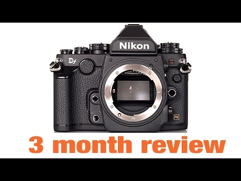 Nikon Df - 3 Month Owners review