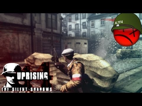 uprising44 the silent shadows pc requirements