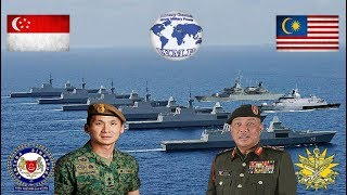 Video Singapore VS Malaysia Military Power Comparison 2017 MP3, 3GP, MP4, WEBM, AVI, FLV Agustus 2018