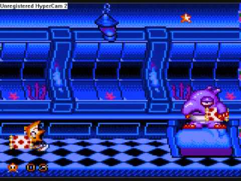 ristar game gear sprites