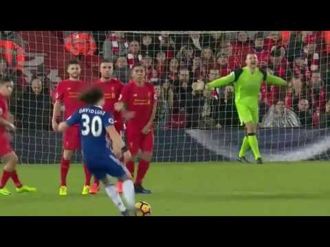 Liverpool Vs Chelsea 1 1 Extended Highlights & All Goals EPL 29 01 2017 HD