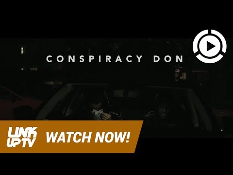 P Money - Conspiracy Don (Music Video) | Link Up TV