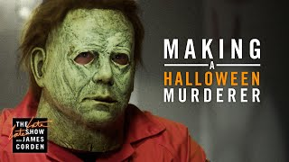 Video Making a 'Halloween' Murderer: Michael Myers MP3, 3GP, MP4, WEBM, AVI, FLV Oktober 2018