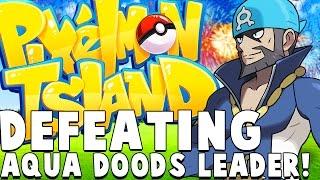 ZAPDOS SHRINE - Minecraft PIXELMON ISLAND - Pokemon QUESTS