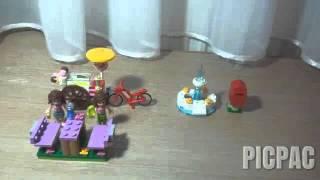 Рабочий день Оливии #picpac #lego